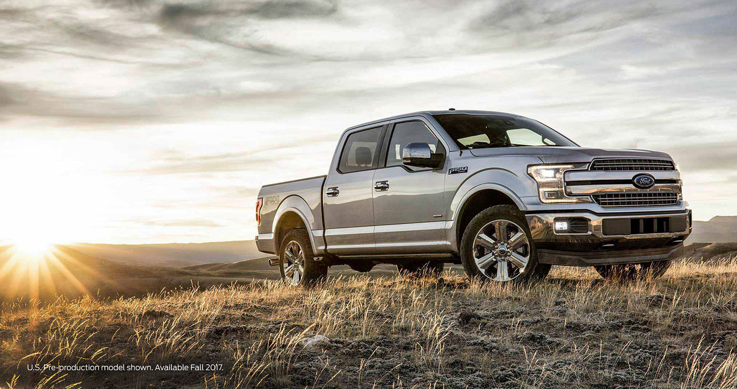 2018 Ford F-150, Petrie Ford
