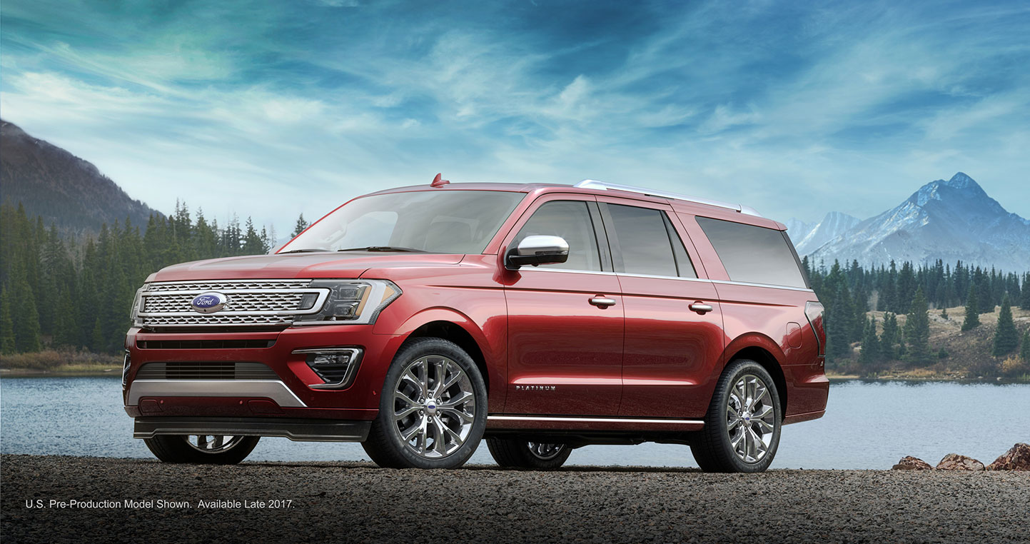 Ford Expedition, Petrie Ford