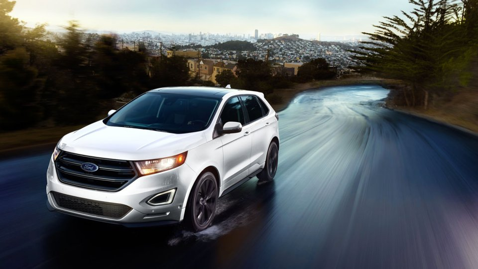 2017 Ford Edge Finance and Lease Information