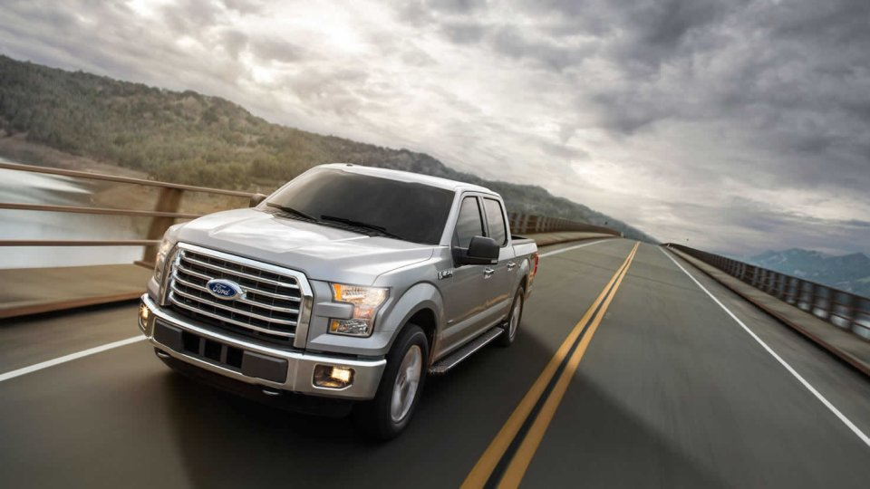 2017 F150 Finance and Lease Information