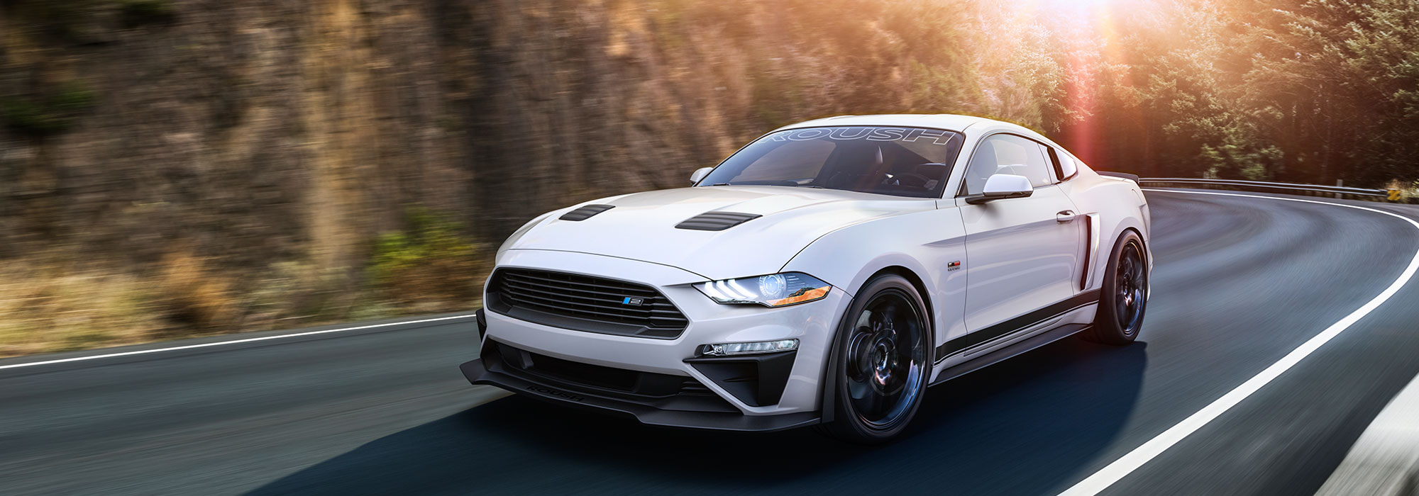 2019 Roush Stage 2 Mustang | Petrie Ford