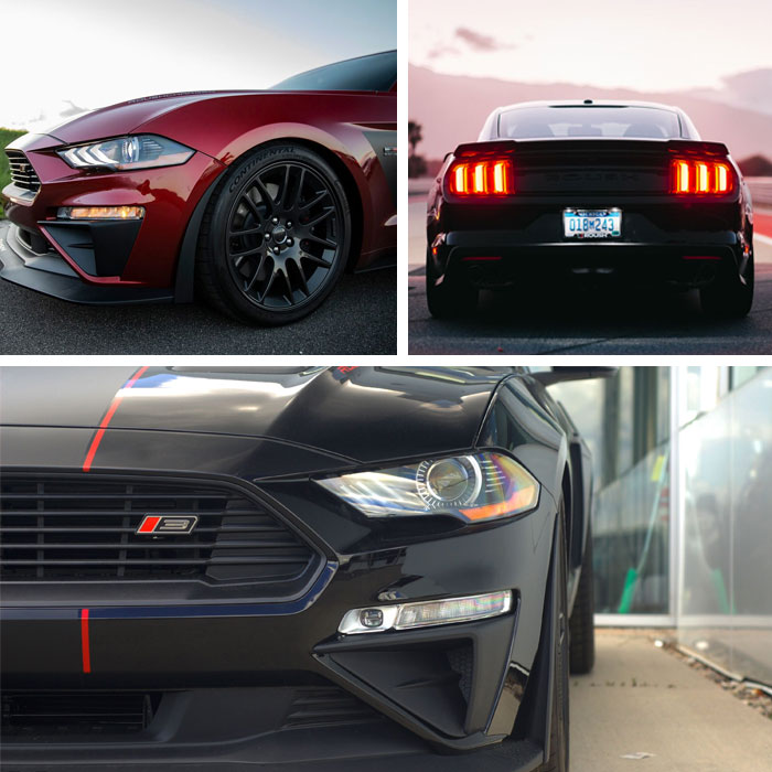 2019 ROUSH Stage 3 Mustang GT Exterior