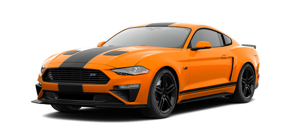 2018 Roush Stage 2 Mustang