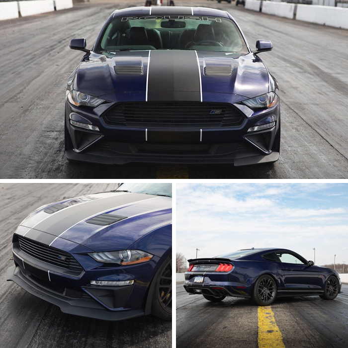 2018 Roush Stage 2 Mustang Exterior