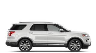 Ford Explorer, Petrie Ford