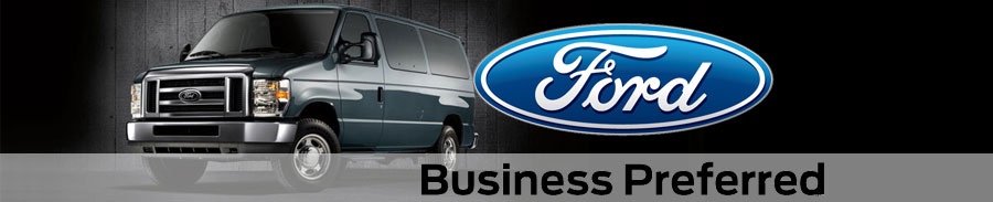 commercial fleet vehicles kingston Petrie ford business preferred network
